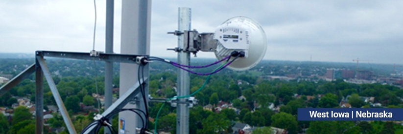 Microwave Link Installation